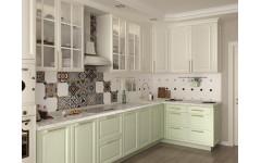 """Класична кухня """"Dream"""" з фасадами з натурального дерева"""