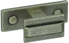 Ручка мебельная WPO118.000.0015 РГ 49