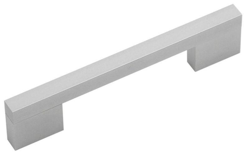 Ручка мебельная Rejs AR33 176/160 алюминиевая