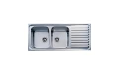 Кухонная мойка Teka Classic 2B 1D